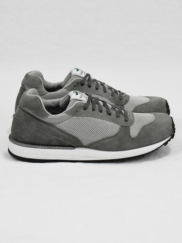 Speed- Grey Suede/Grey Mesh