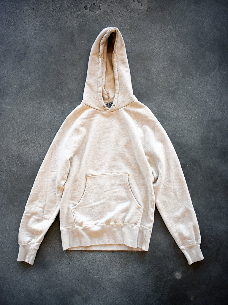 8 oz Pullover Hoodie- Oatmeal