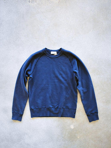 8 oz Freedom Crewneck- Navy