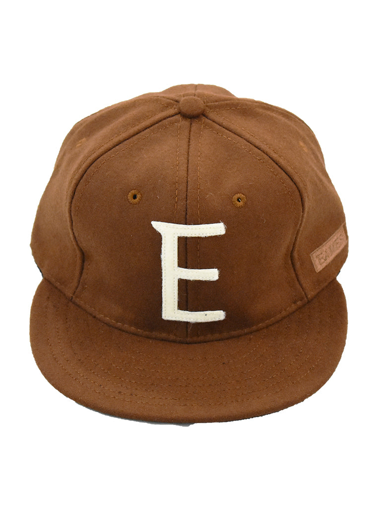Ebbets x Eames NW 6 Panel Cap- Brown