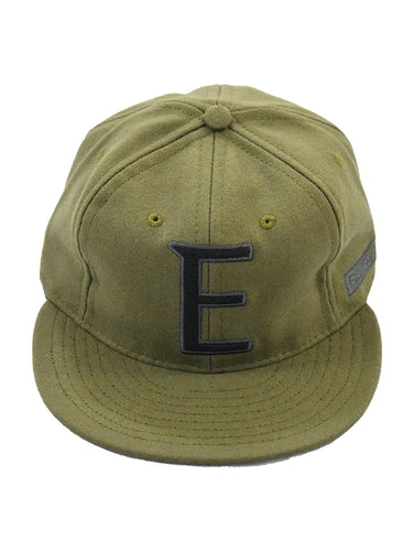 Ebbets x Eames NW 6 Panel Cap- Olive