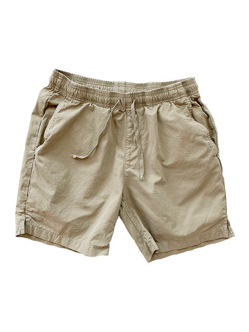 Light Twill Easy Short- Khaki