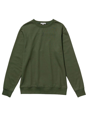 Fleece Sweatshirt- Ivy