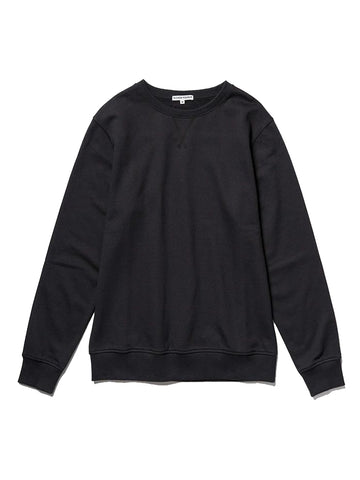 Fleece Sweatshirt- Black
