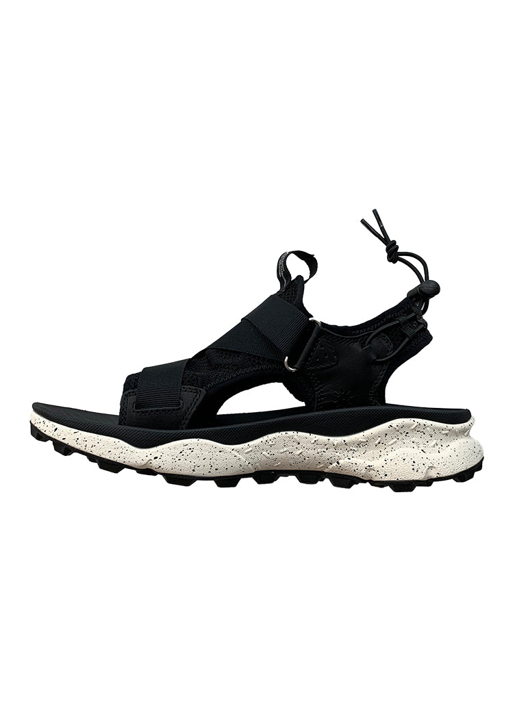 Nazca Sandal- Total Black