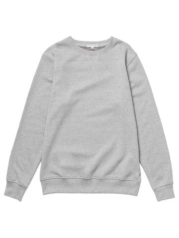 Fleece Sweatshirt- Heather Grey