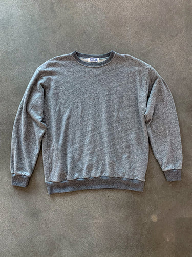 Big C/N Sweater- Heather Grey
