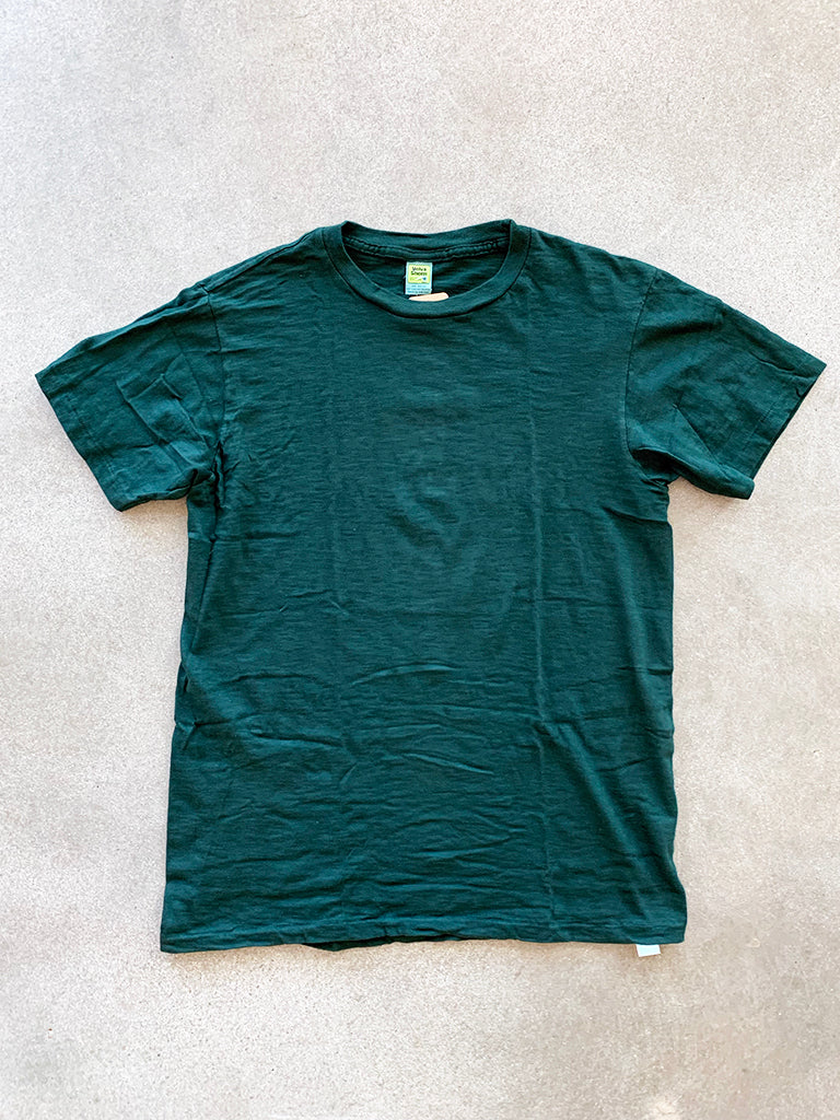 Rolled Tee- Green