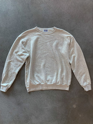 Big C/N Sweater- Oatmeal