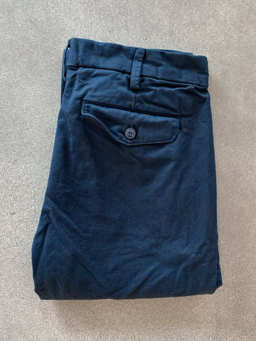 Bulldog Twill Trouser- Navy