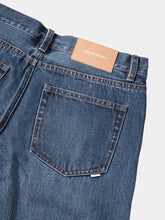 Northern Selvedge Denim- Medium Blue