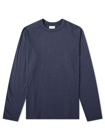 Le Long Sleeve- Navy