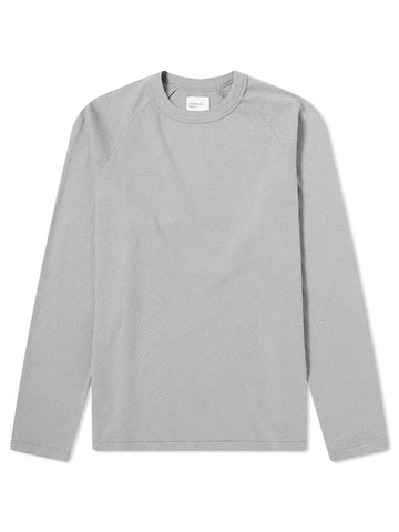 Le Long Sleeve- Grey
