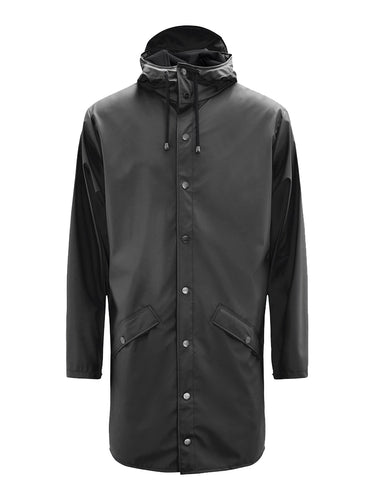 Long Jacket- Black