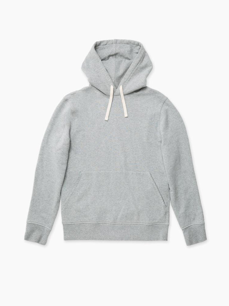 Pullover Hoodie- Heather Grey