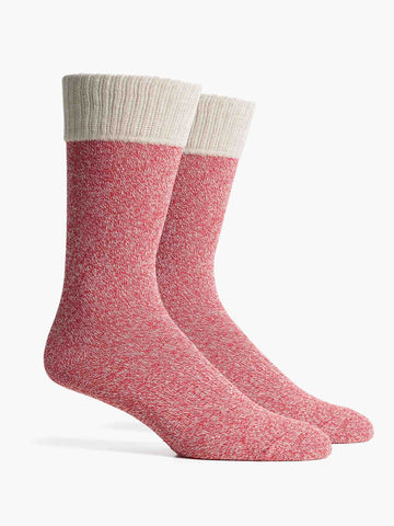 Raya Socks- Red