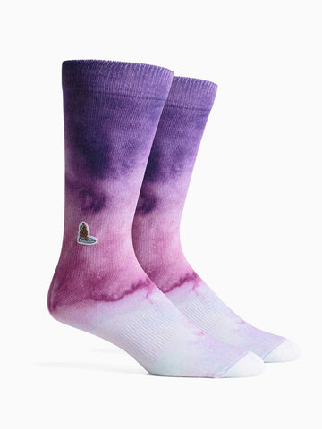 Barrels Sock- Purple