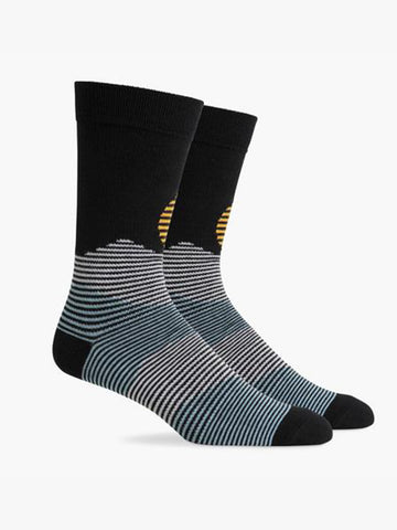 Oakley Socks- Black/White
