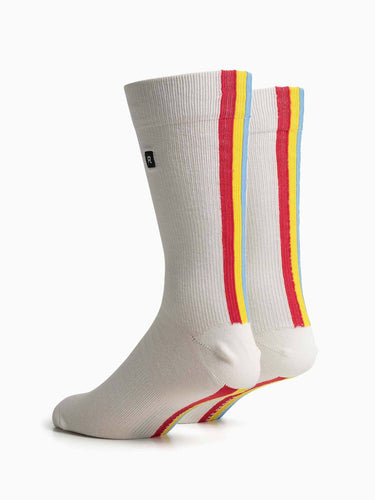 Prizm Socks- White