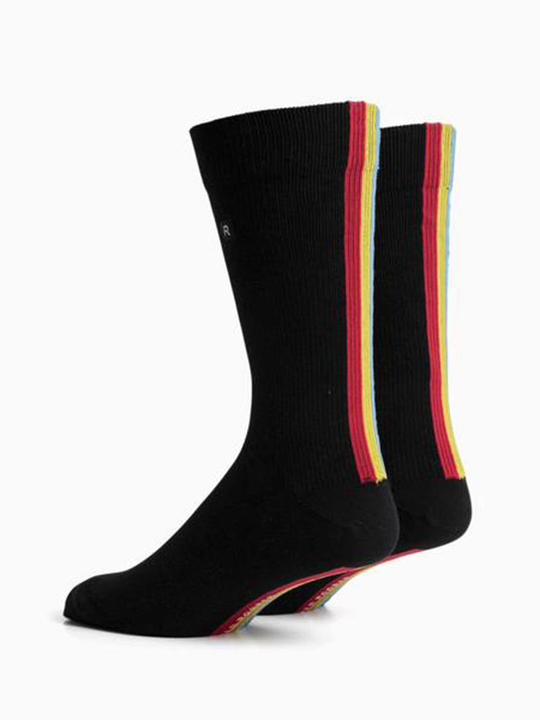 Prizm Socks- Black