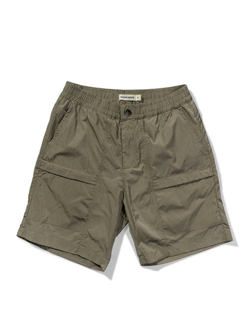 Tech Shorts- Beige