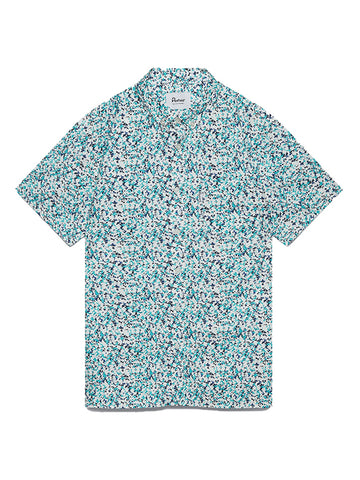 Reeves Shirt- White