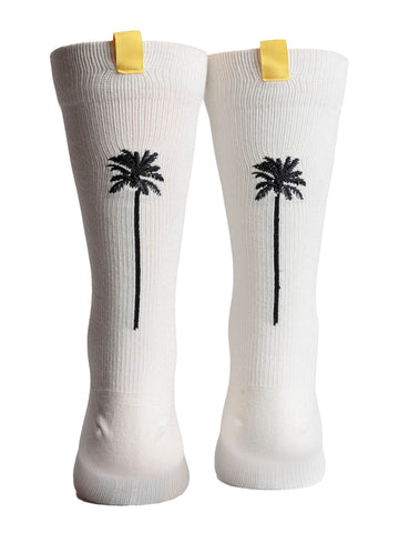 Coaster Socks- Ivory Yellow