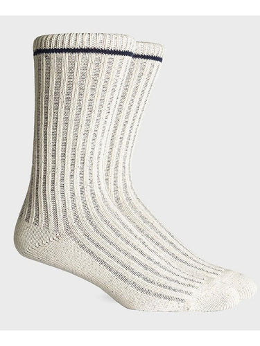 Medina Sock- Made In Japan- Oatmeal