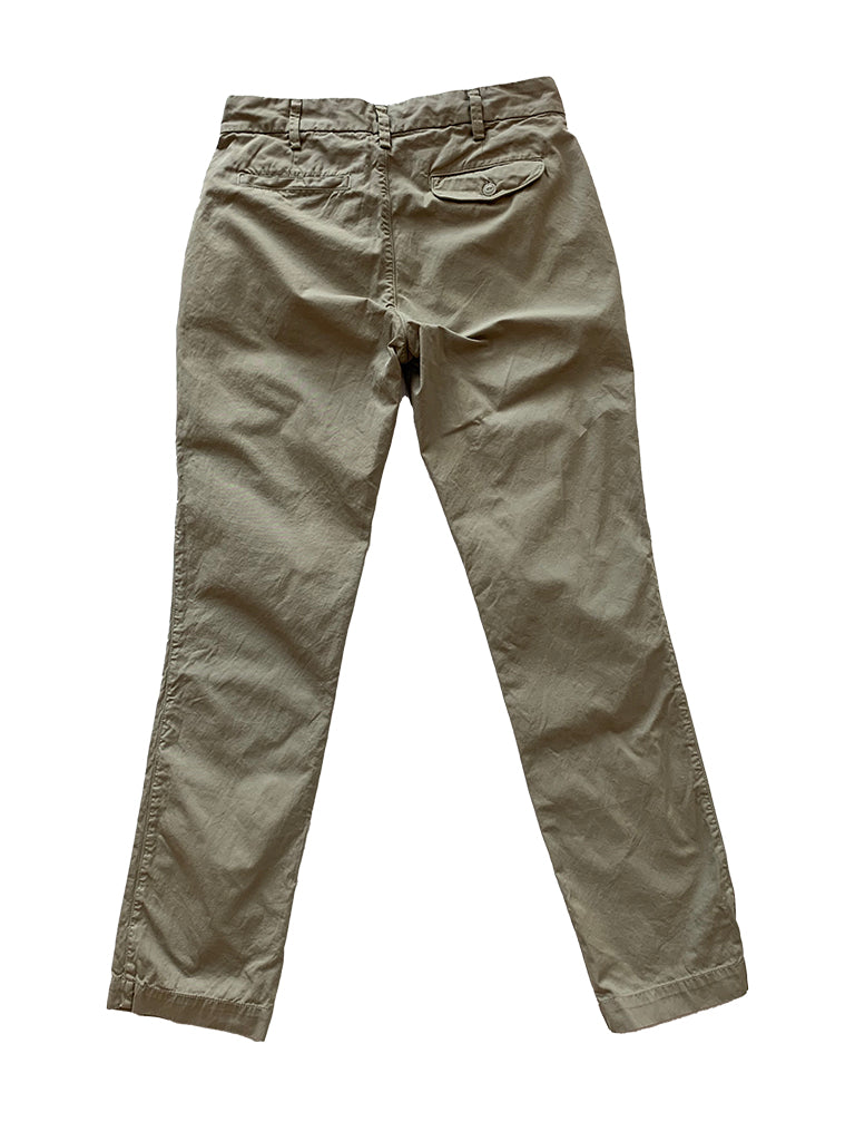Light Twill Trouser- Khaki