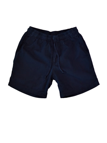 Light Twill Easy Short- Navy