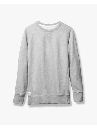 Crewneck Sweatshirt- Heather Grey