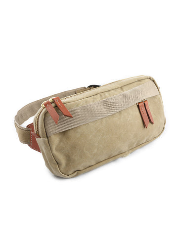 Canyon Crossbody Bag- Field Tan