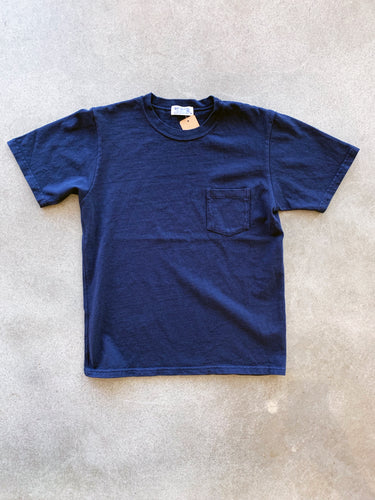 Heavy oz Tee- Navy