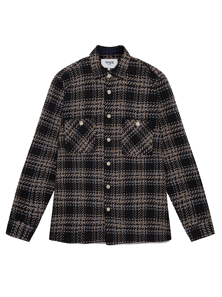 Whiting Shirt- Dark Beatnik