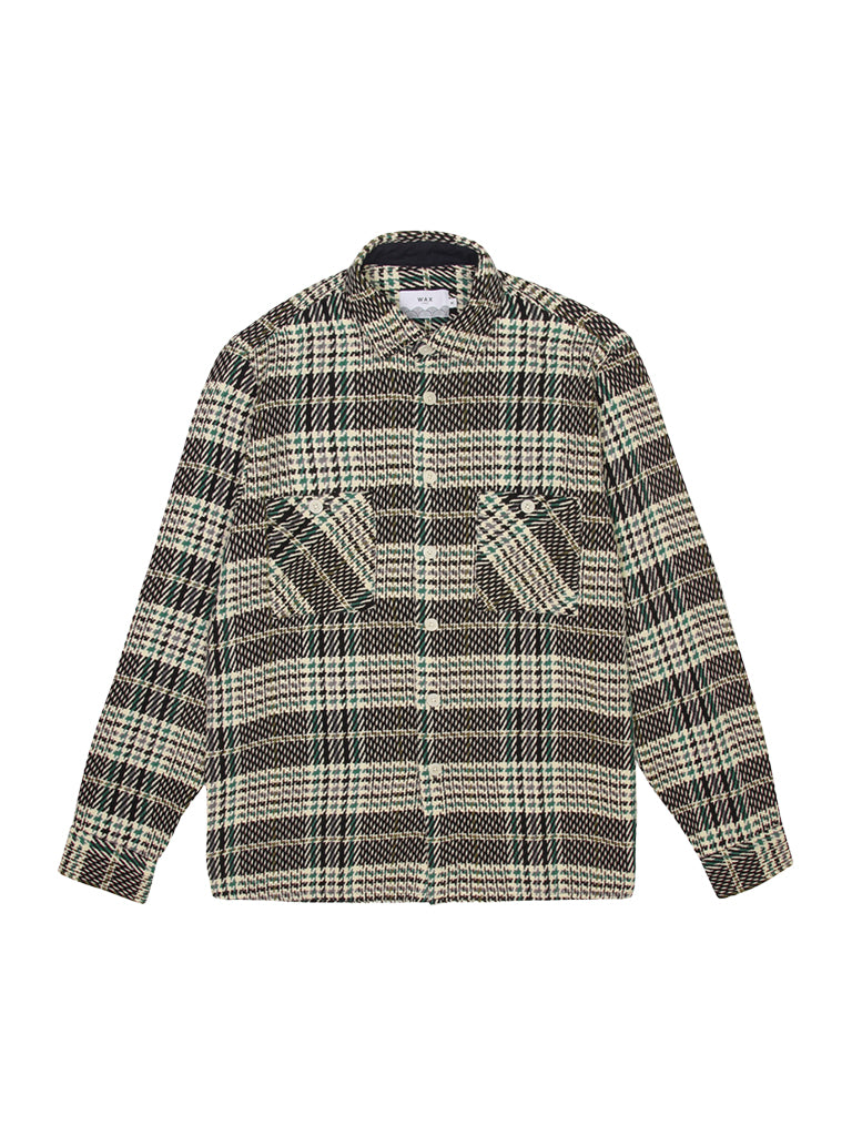 Whiting Shirt- Green Hound