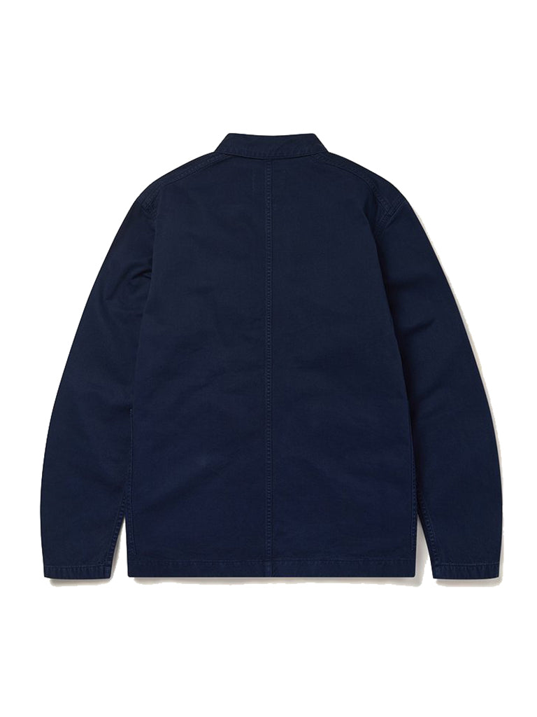 Twill Carpenters Jacket- Navy