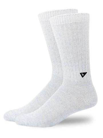 Casual Twisted Sock- Blue Mix