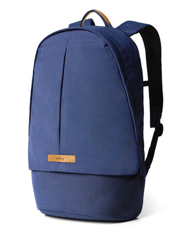 Classic Backpack Plus- Ink Blue