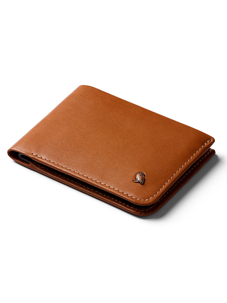 Hide & Seek Wallet- Caramel
