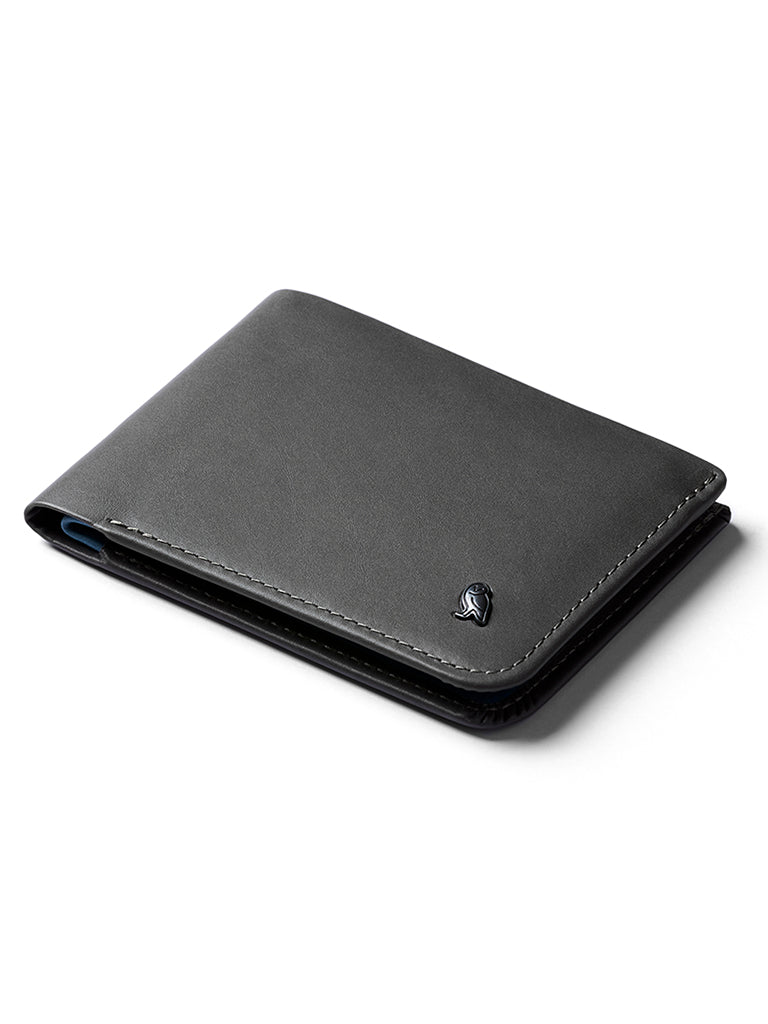 Hide & Seek Wallet- Charcoal