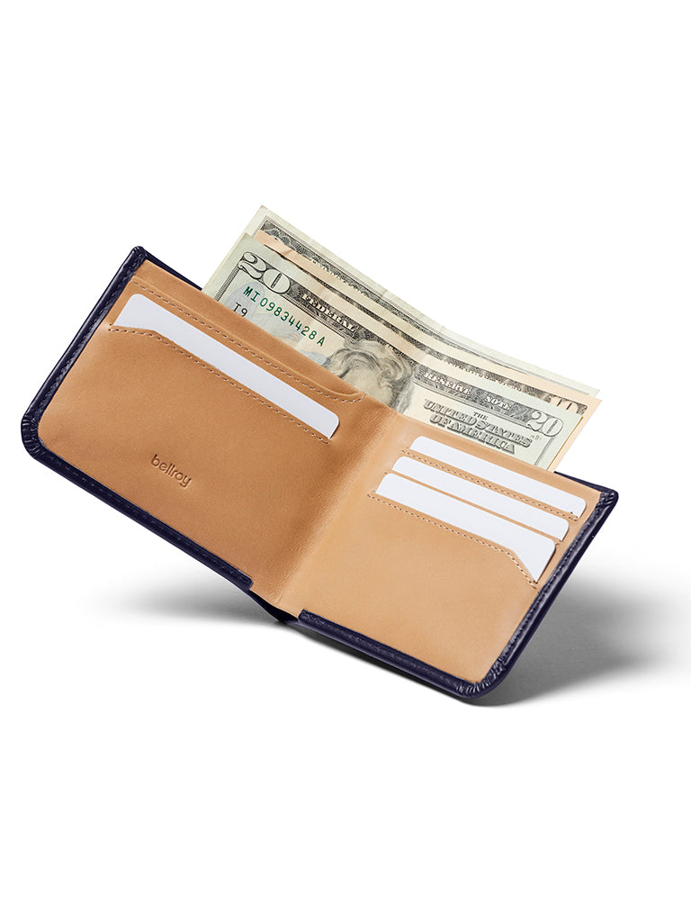 Hide & Seek Wallet- Navy
