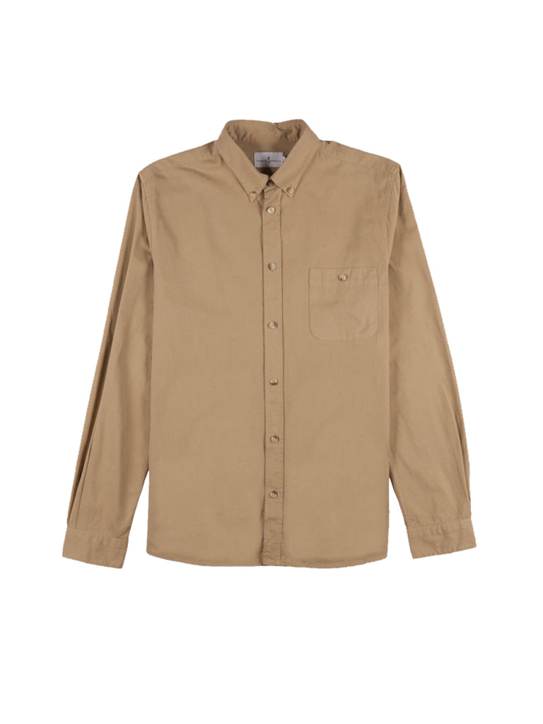 Jackson Shirt- Canvas Beige
