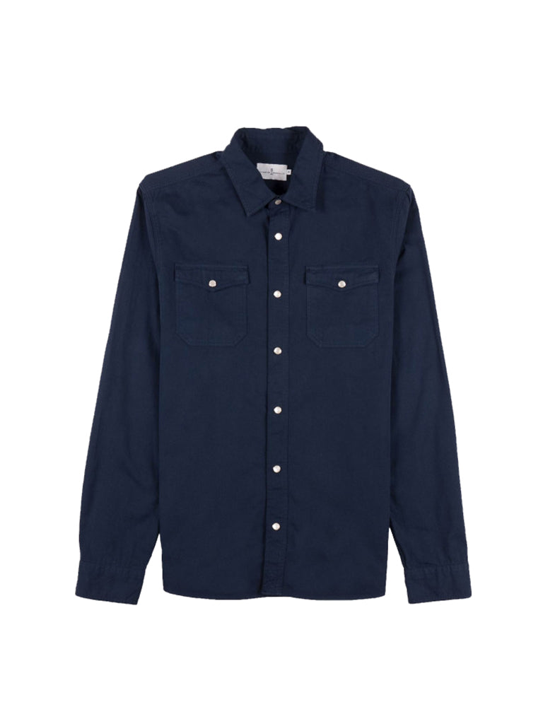 Jacob Shirt- Dark Navy