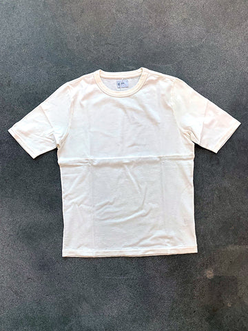 Le Football Shirt- White/White