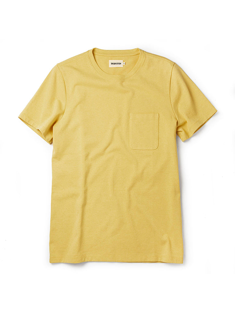 Heavy Bag Tee- Straw