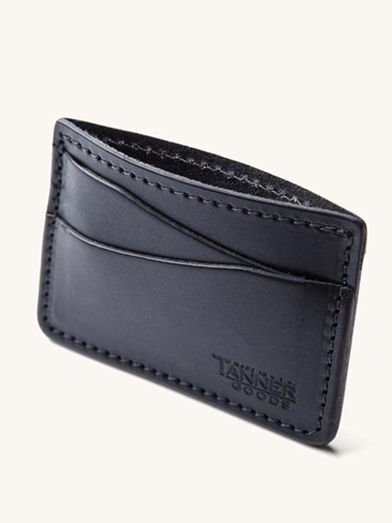 Journeyman Wallet- Black