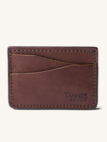 Journeyman Wallet- Cognac