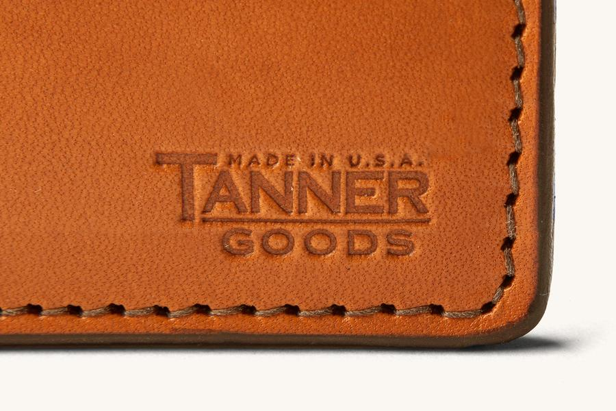 Journeyman Wallet- Saddle Tan