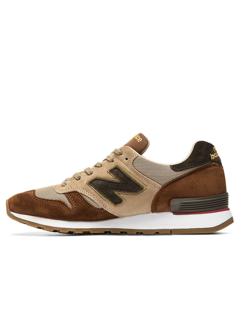 Made in UK 670- Brown/Oatmeal