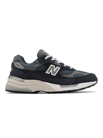 Made in US 992- Navy/Grey